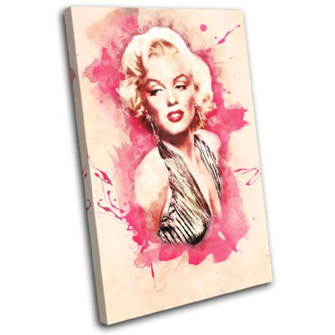 Marilyn Monroe Iconic Celebrities - 13-6021(00B)-SG32-PO